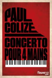 Vente  Concerto pour 4 mains  - Paul Colize