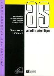 Neurologie tropicale - Couverture - Format classique