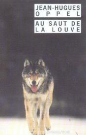 Au Saut De La Louve - Couverture - Format classique