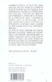Au Saut De La Louve - 4ème de couverture - Format classique