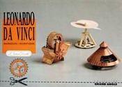 3 inventions de Léonard de Vinci - Intérieur - Format classique