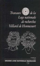 Travaux de la loge / colloque 1997 valaurs spirituelles ethique profess. n.36 - Couverture - Format classique