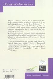 Coups D'Etat Et Revolutions - 4ème de couverture - Format classique