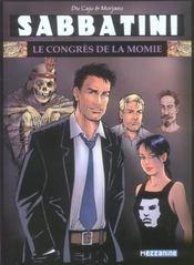 Le congrès de la momie - Intérieur - Format classique