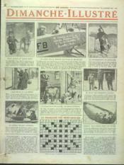 Dimanche Illustre N°97 du 04/01/1925 - Couverture - Format classique