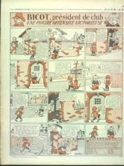 Dimanche Illustre N°97 du 04/01/1925 - 4ème de couverture - Format classique