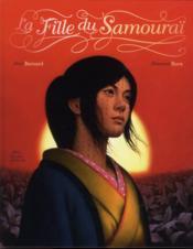 La fille du samouraï - Couverture - Format classique