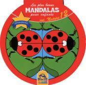 Les plus beaux mandalas pour enfants t.12 ; nature - Couverture - Format classique