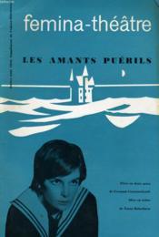 Femina-Theatre - Les Amants Puerils - Couverture - Format classique