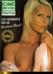 Cine Revue - Photo - Supplement Du Numero 40 - Les Fascinants Nus De Barbara Bach! - Couverture - Format classique
