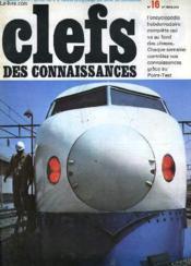 Clefs Des Connaissances - N°16 - Couverture - Format classique