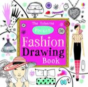 Vente livre :  Pocket fashion drawing book  - Fiona Watt