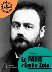 Vente  Le Paris de Zola  - Alain Pages