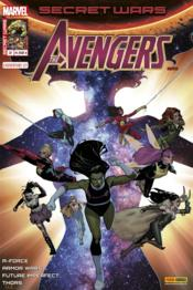 Vente livre :  Secret Wars - Avengers N.2  - Wilson - Collectif