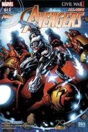 Vente livre :  ALL-NEW AVENGERS N.12  - Waid-M+Gerry-D+Ewing - All-New Avengers