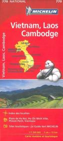 Vente livre :  Vietnam, Laos, Cambodge  - Collectif Michelin