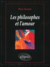 Les Philosophes Et L'Amour - Intérieur - Format classique