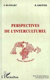 Perspectives De L'Interculturel - Intérieur - Format classique