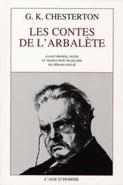 Les contes de l'arbalète - Intérieur - Format classique