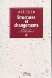 Evm Structures Et Changements - Couverture - Format classique