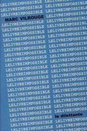 Le livre impossible - Couverture - Format classique