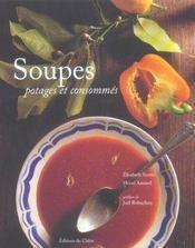 Soupes, Potages Et Consommes - Intérieur - Format classique