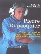 40 ans de passion en sports mécaniques - Intérieur - Format classique