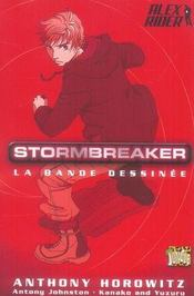 Alex Rider ; stormbreaker - Intérieur - Format classique
