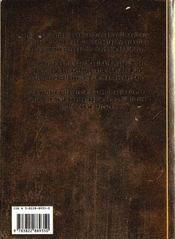 1000 Nudes - 4ème de couverture - Format classique