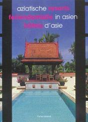 Asian resorts - Intérieur - Format classique