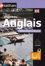 Vente livre :  Pack 3 CD ; anglais ; immersion orale (édition 2009)  - Mary Mercer