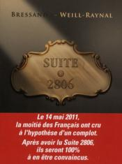 Vente  Suite 2806  - Guillaume Weill-Raynal - Gilles Bressand
