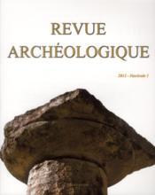 Revue Archeologique N.2012/1 - Couverture - Format classique