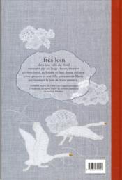 Mette et les cygnes sauvages - 4ème de couverture - Format classique