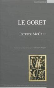 Le Goret - Couverture - Format classique