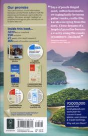 Thailand's islands & beaches (8e édition) - 4ème de couverture - Format classique