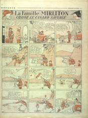 Dimanche Illustre N°98 du 11/01/1925 - Intérieur - Format classique