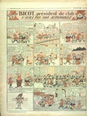 Dimanche Illustre N°98 du 11/01/1925 - 4ème de couverture - Format classique