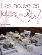 Les nouvelles tables de stef - Couverture - Format classique