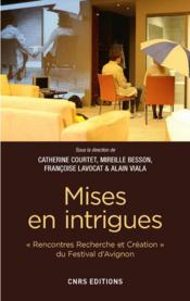 Vente  Mises en intrigues ; Avignon 2016  - Collectif
