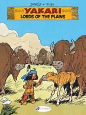 Vente livre :  Yakari t.14 ; lords of the plains  -  Derib -  Job - Derib - Job