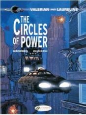Vente livre :  Valerian T.15 ; the circles of power  - Christin/Mezieres - Pierre Christin - Jean-Claude Mezieres