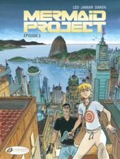 Vente  Mermaid project T.3  - Leo - Corine Jamar - Fred Simon