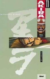 Akira - Tome 11 - Couverture - Format classique