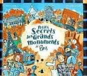 Petits Secrets Des Grands Monuments De Paris - Intérieur - Format classique