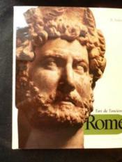 Art De L'Ancienne Rome - Couverture - Format classique