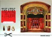Théâtre à l'italienne ; les Célestins de Lyon - Intérieur - Format classique