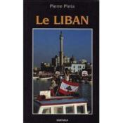 Le Liban - Couverture - Format classique