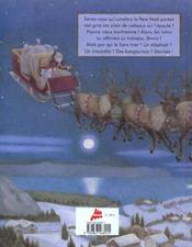 Le premier grand voyage du Père Noël - 4ème de couverture - Format classique