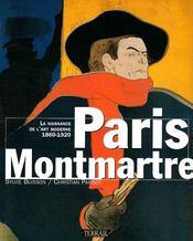 Paris montmartre ; la naissance de l'art moderne, 1860-1920 - Intérieur - Format classique